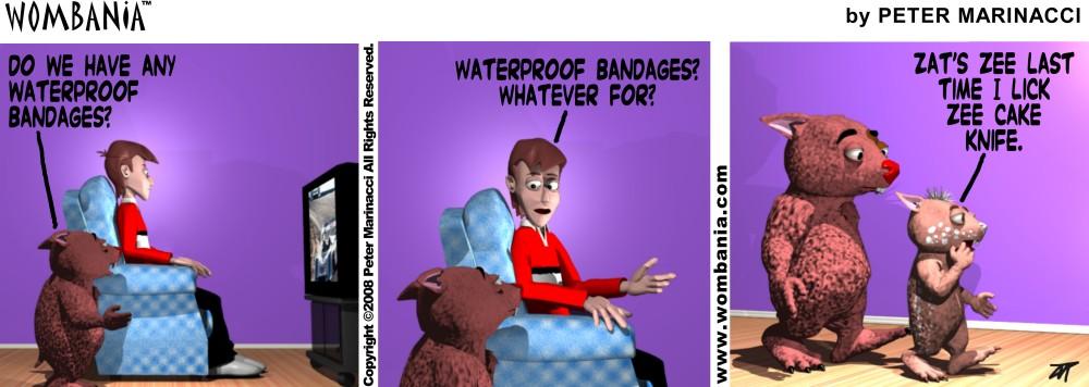 Waterproof Bandages