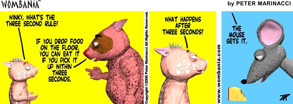 Three Second Rule
