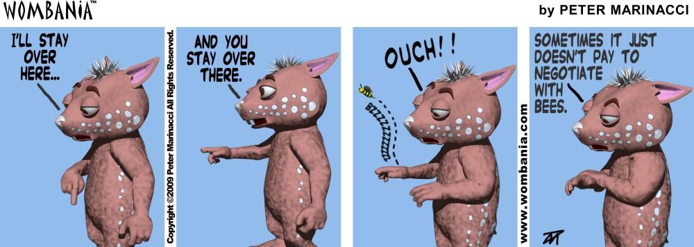 Bee Negotiations