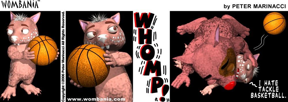 Tackle Basketball