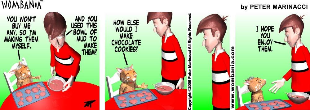 Mud Cookies