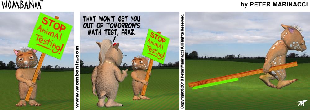 Stop Animal Testing