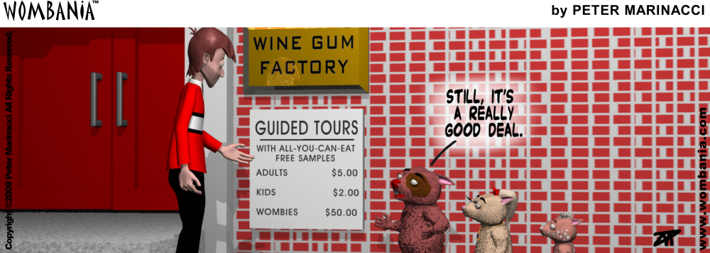 Wine Gum Factory Tour