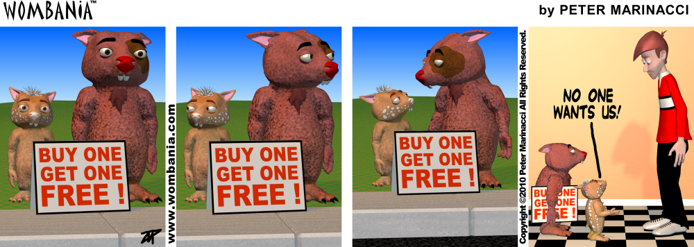 Buy One Get One Free