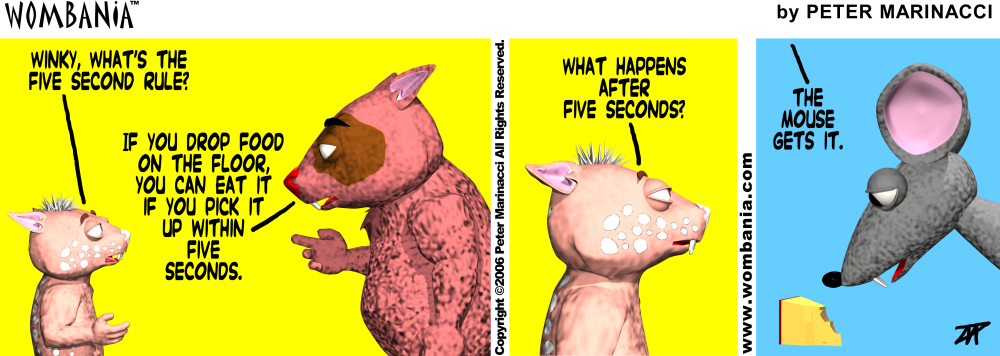 Five Second Rule