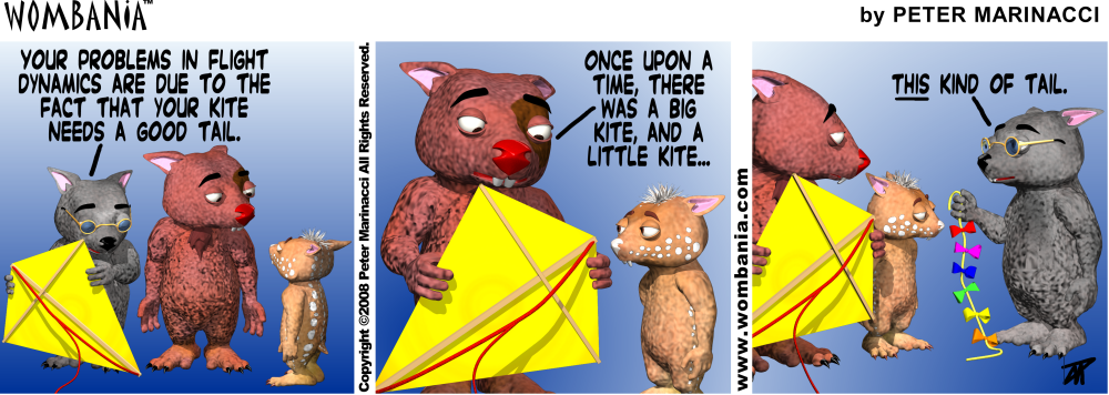 Kite Tail Tales