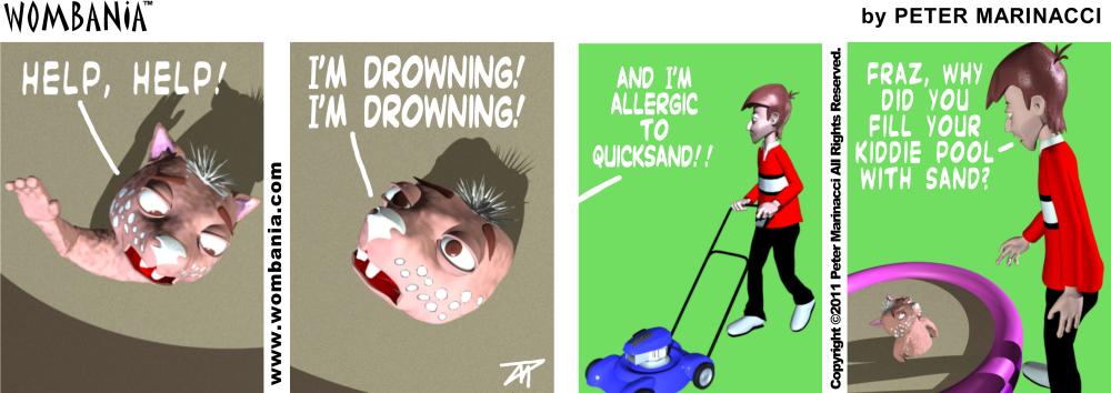 Quicksand Fraz