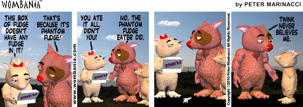 Phantom Fudge