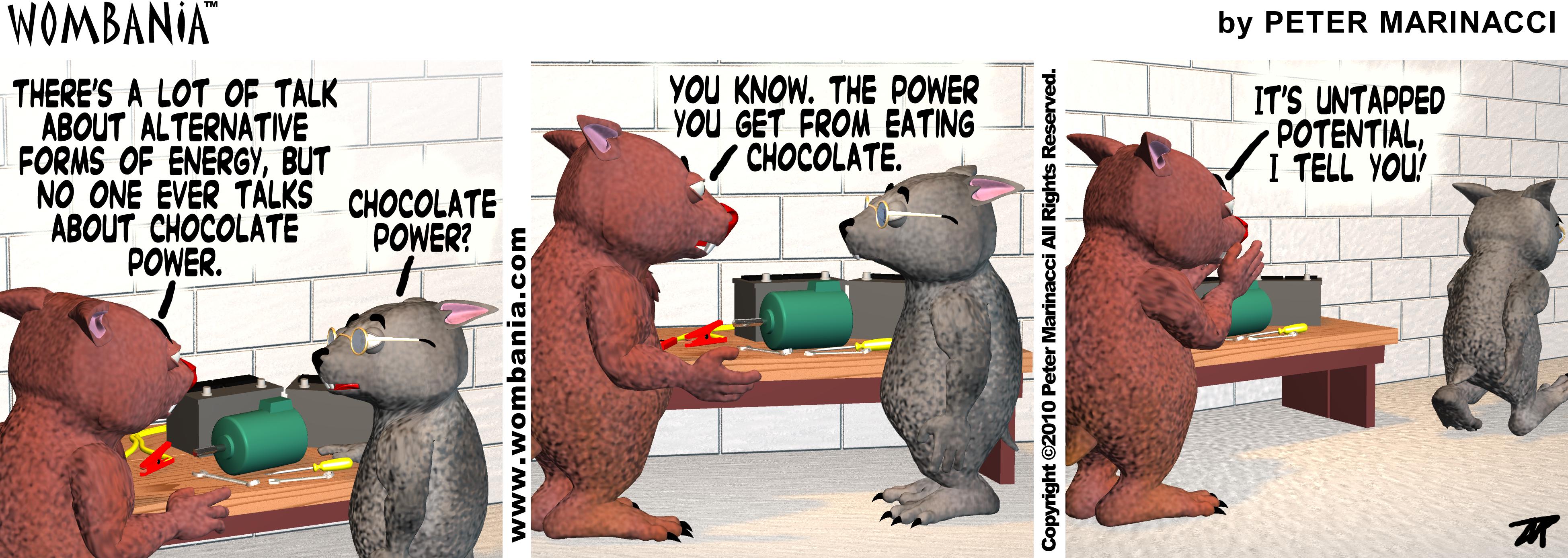 Chocolate Power