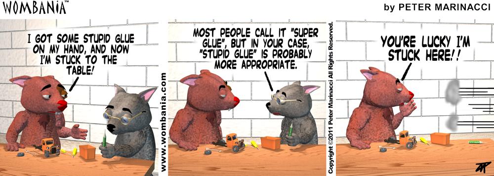 Stupid Glue