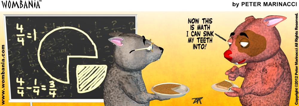 Math Pie