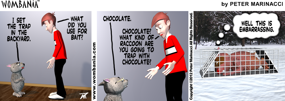 The Chocolate Trap