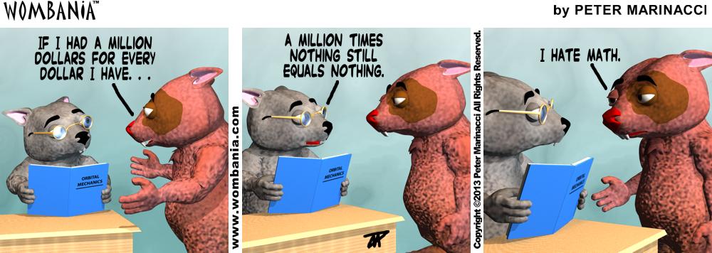 Million Dollar Math