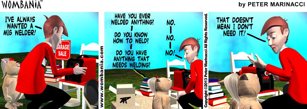MIG Welder