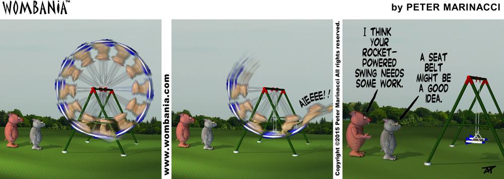 Rocket Swing
