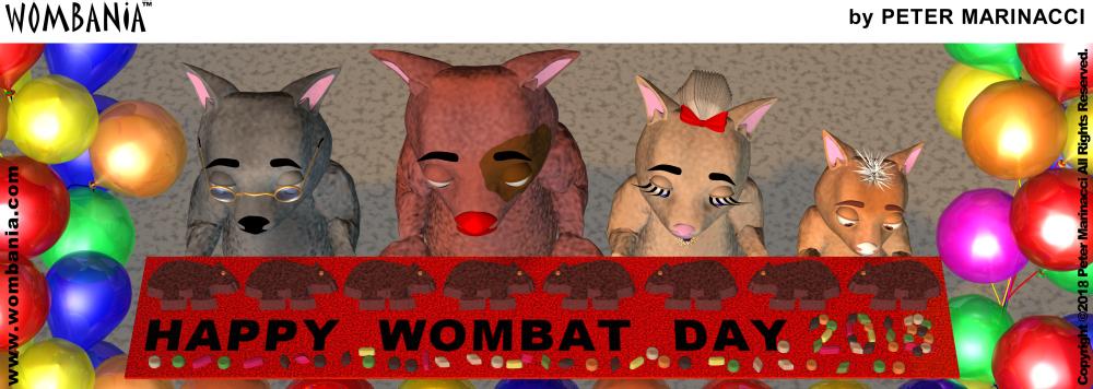 Wombat Day 2018