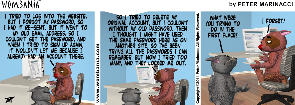 Password Woes