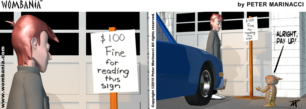 Sign Fine