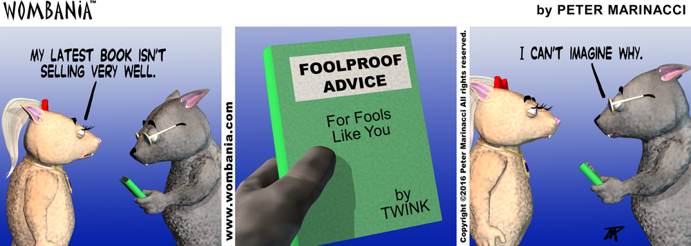 Foolproof Advice