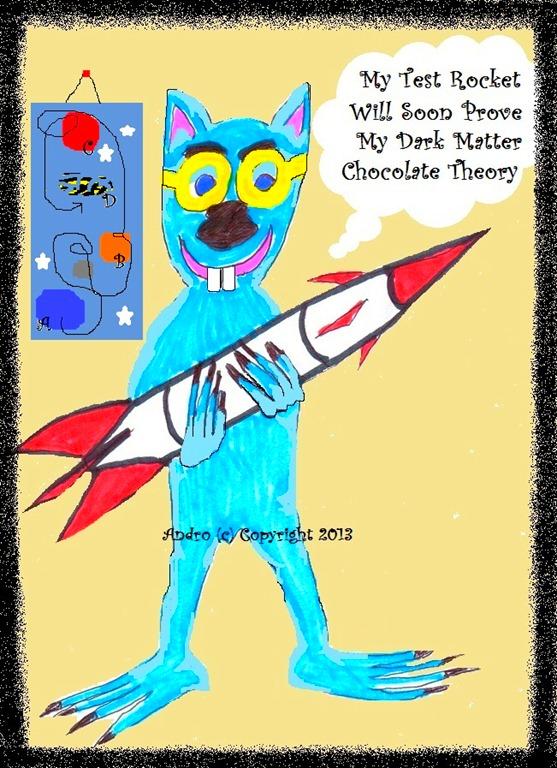 Binky's Rocket