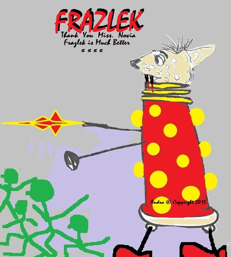 Frazlek by Androgoth