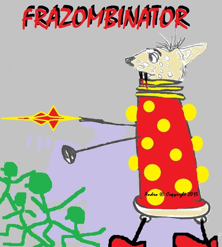 Frazombinator by Androgoth