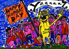Wombat Day 2015 by Andro