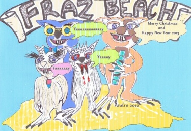Fraz Beach by Andro