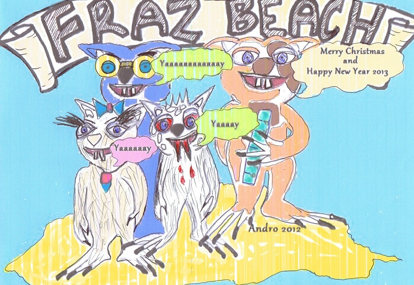 Fraz Beach by Androgoth