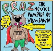 Fraz the Vampire Prince by Androgoth