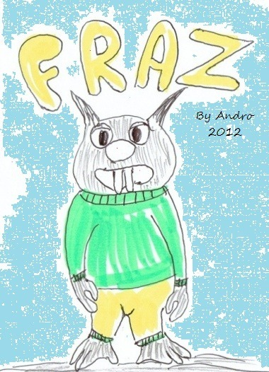 Fraz Sketch by Androgoth