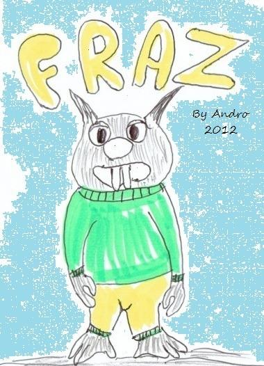 Fraz Sketch by Androgoth