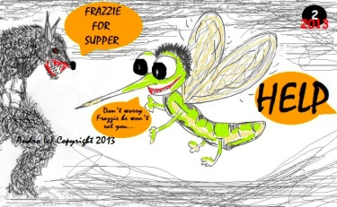 Frazzie For Supper by Andro