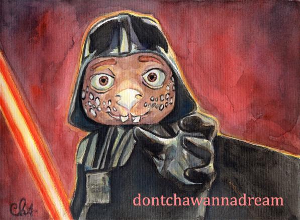 Fraz Vader by Cha