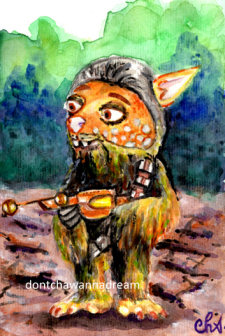 Frazewbacca by Cha