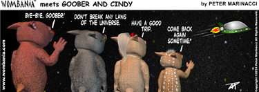 Cindy and Goober Guest Comic
