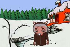 Alaska Fraz by Debbie Adams