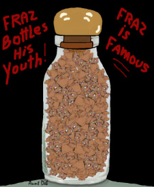 Fraz Vitamins by Debbie Adams