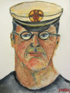 Captain Peter by Doron