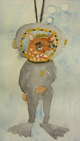Fraz's Deep Diving Suit by Doron