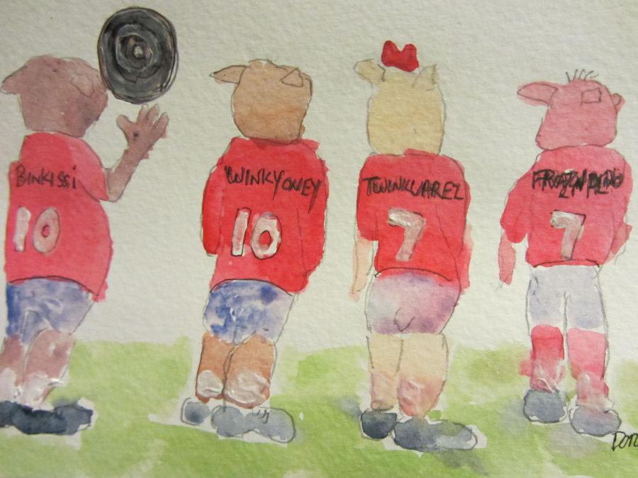 Wombania World Cup 2014 by Doron