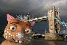 Fraz's London Trip