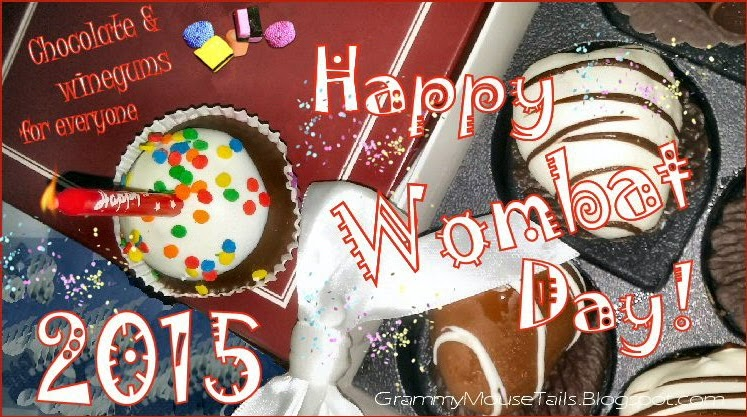 Wombat Day 2015 by Faythe