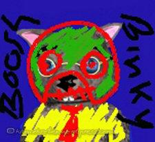 Binky Boosh by Novroz