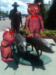 Wombie Heaven in Minnesota by Red