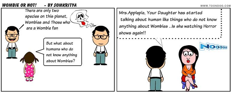 Wombie or Not by Somkritya