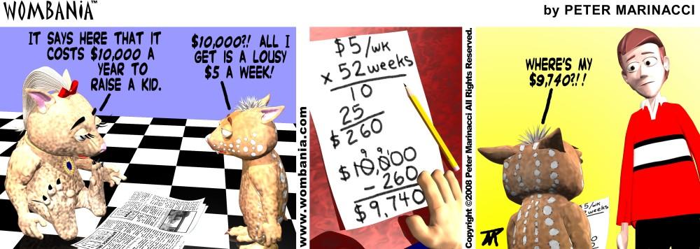 The Cost of Raising Kids