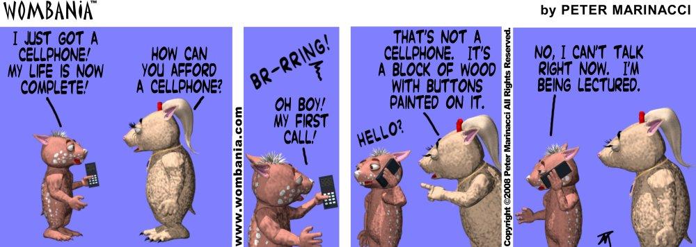 Cellphone for Fraz
