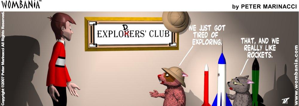 Exploder's Club