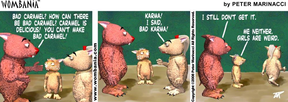 Bad Karma Caramel